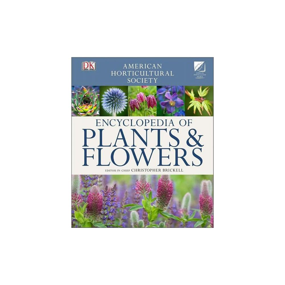 Encyclopedia of Plants and Flowers (Hardcover) Since its first publication in 1987, the Ahs Encyclopedia of Plants and Flowers has sold nearly three million copies worldwide. Packed with 8,000 plants for every climate—inside and out—from trees, shrubs, perennials, annuals, biennials, bulbs, water plants, and cacti, the Ahs Encyclopedia of Plants and Flowers is a must-have reference for all gardeners! This fully revised and updated edition features a brighter, clearer design and improved navigation—cataloging plants by color, season, and size—that makes the book more intuitive for the reader. The American Horticultural Society (Ahs) is one of the oldest national gardening organizations in the country. Since 1922, they have provided America's gardeners with the highest quality gardening and horticultural education possible.