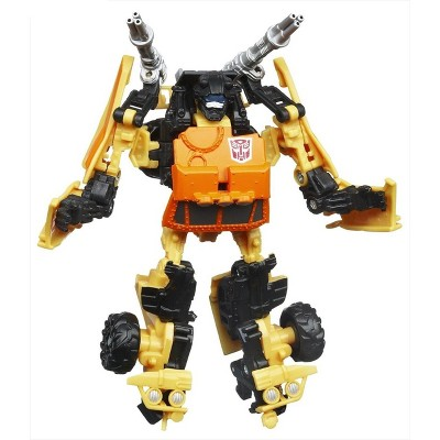 Scout Class Sandstorm Exclusive | Transformers Generations GDO Action figures