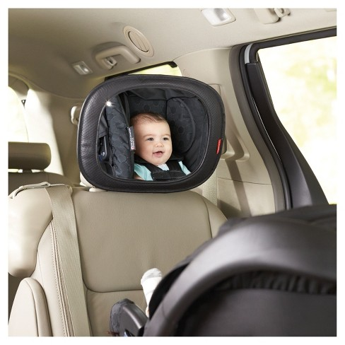 Skip Hop Style Driven Backseat Mirror Tonal Target