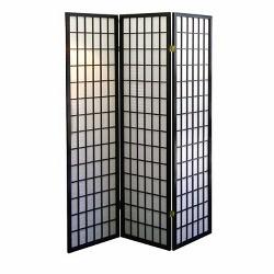 3 Panel Shoji Room Divider - Ore International