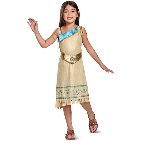 Pocahontas Pocahontas Deluxe Toddler/Child Costume - image 1 of 1