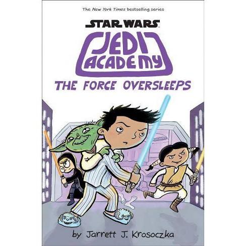 Force Oversleeps (Hardcover) (Jarrett J. Krosoczka) - image 1 of 1