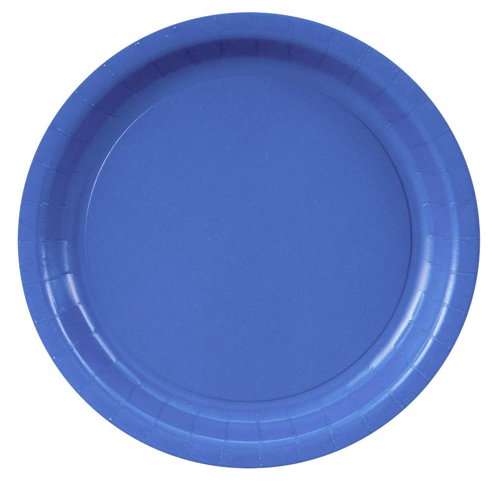 48ct Cobalt Dinner Plate