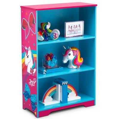 JoJo Siwa Deluxe 3 Shelf Bookcase - Delta Children