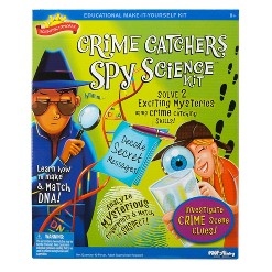 Crime Catchers Science, science kits