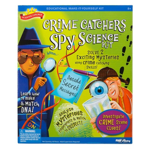 Crime Catchers Science - image 1 of 3