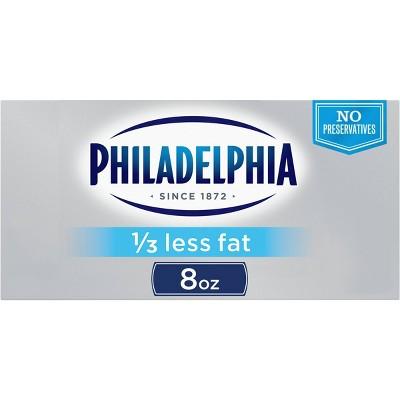 Philadelphia Reduced Fat Neufchatel Cheese - 8oz