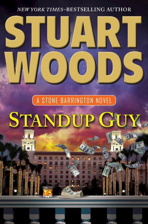 Standup Guy by Stuart Woods (Hardcover) - image 1 of 1
