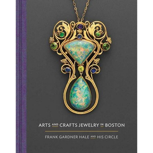 Arts and Crafts Jewelry in Boston - (Hardcover) - image 1 of 1