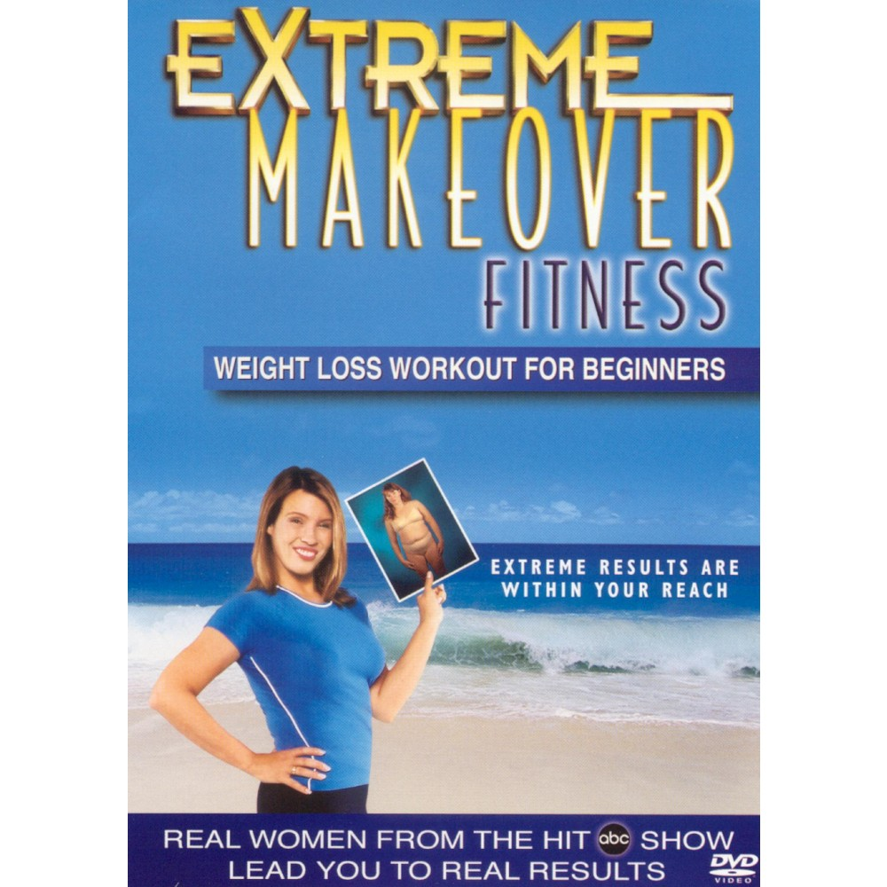 Extreme Makeover Fitness:Weight Loss (Dvd)