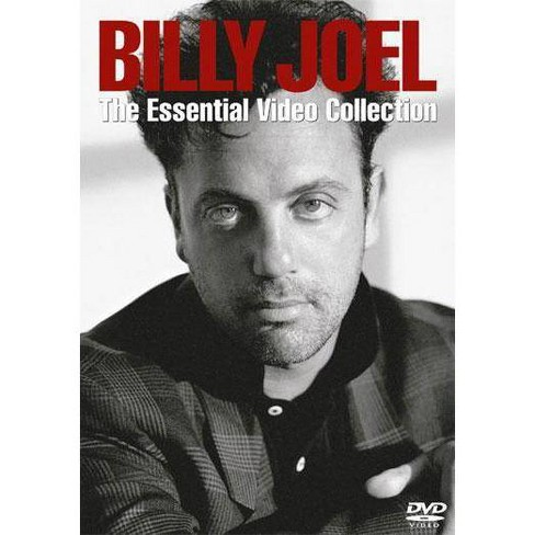 Billy Joel: The Essential Video Collection (DVD) - image 1 of 1