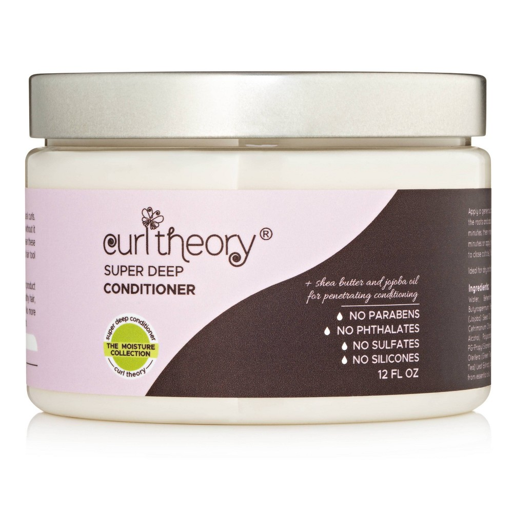 Image of Curl Theory Super Deep Conditioner - 12 fl oz