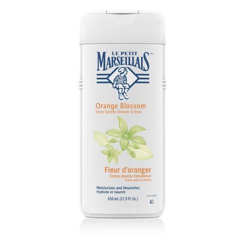 Le Petit Marseillais Extra Gentle Shower Cream Orange Blossom Body Wash - 22oz - image 1 of 8