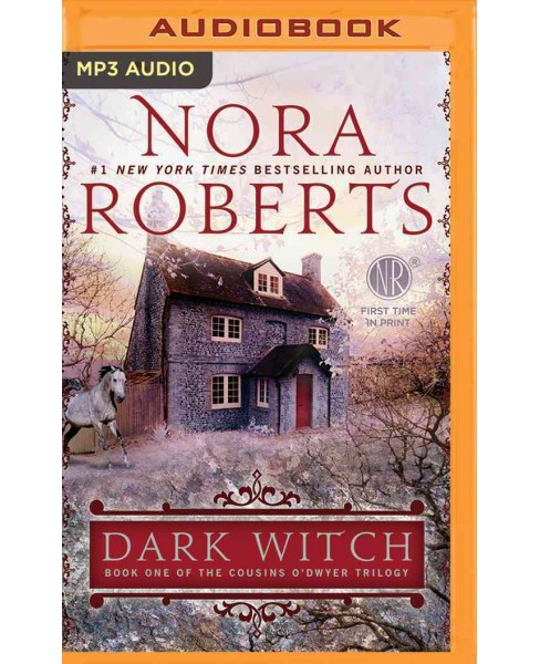 Dark Witch (MP3-CD) (Nora Roberts) - image 1 of 1