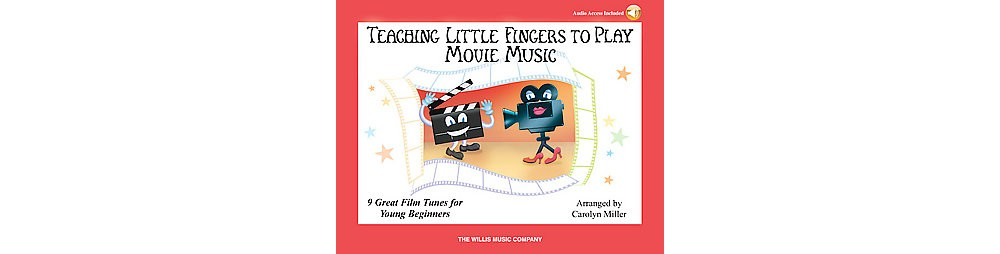 Teaching Little Fingers to Play Movie Music : 9 Piano Sol...