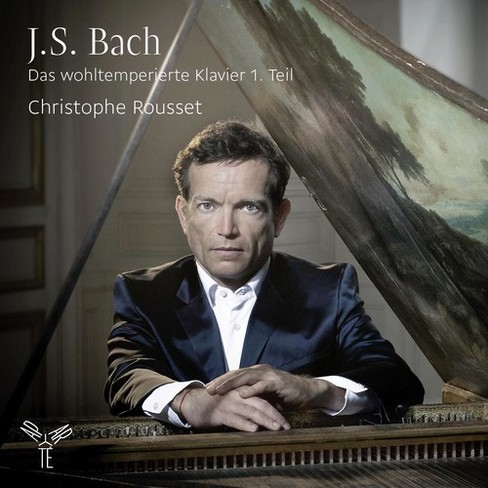 Christophe rousset - Bach:Well tempered clavier book 1 (CD) - image 1 of 1