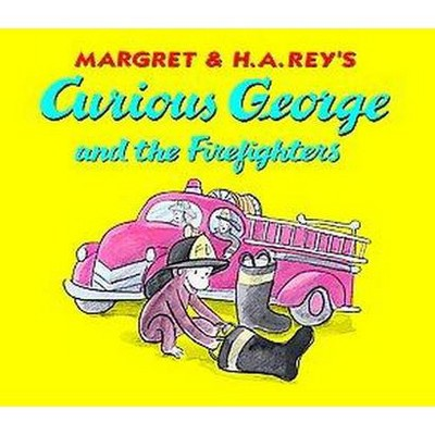 Curious George and the Firefighters (Hardcover)(Margret Rey & H. A. Rey)
