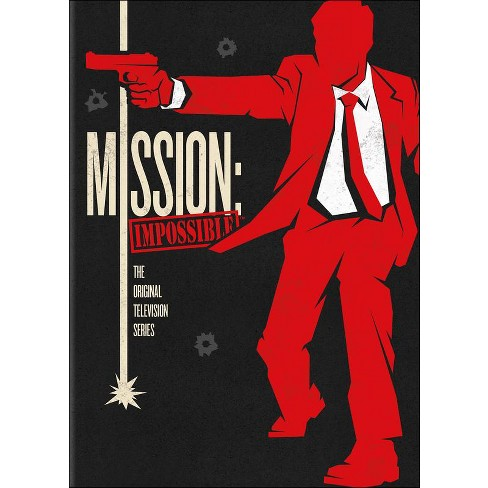 mission impossible tv series dvd