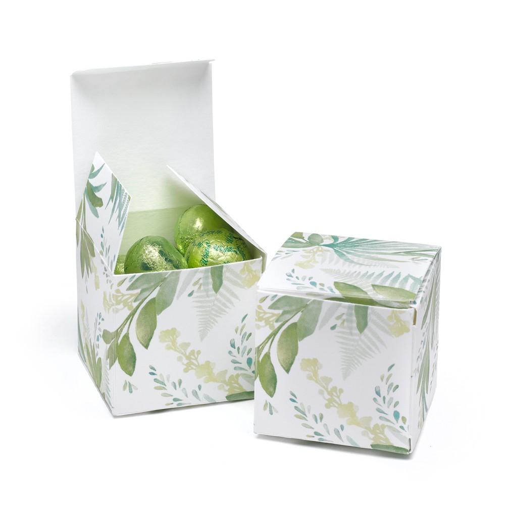 Hortense B Hewitt Greenery Favor Box, Multi-Colored