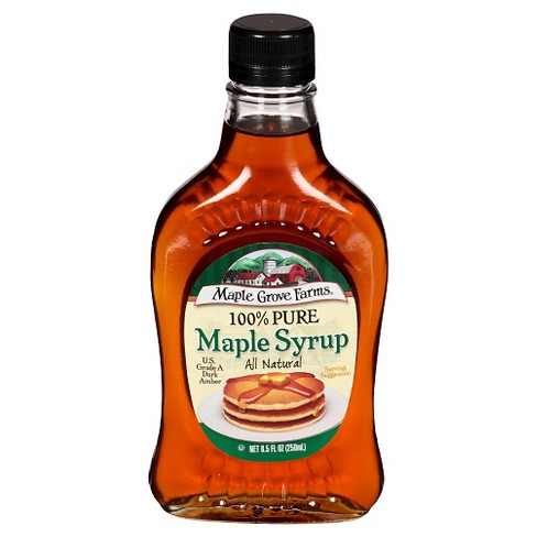 Maple Grove Farms 100% Pure Maple Syrup - 8.5fl oz - image 1 of 4