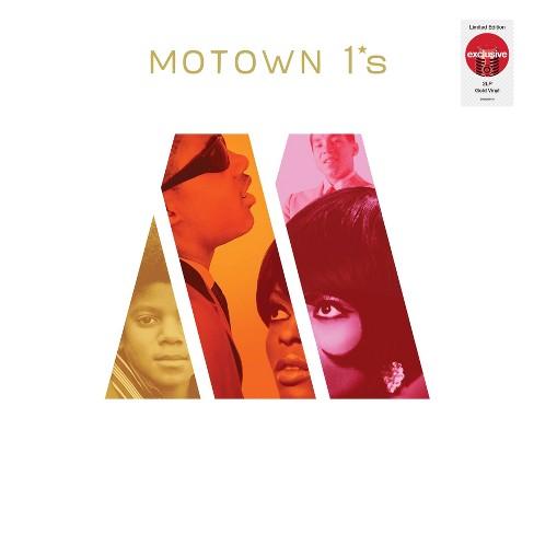 Various Artist - Motown #1s ( Target Exclusive , 2 Vinyls ) - image 1 of 2