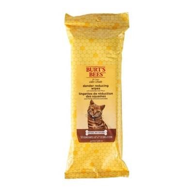 Burt's Bees Dander Reducing Pet Wipes - 50ct