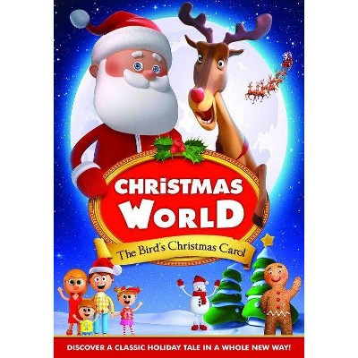 Christmas World: The Bird's Christmas Carol (DVD)(2019)