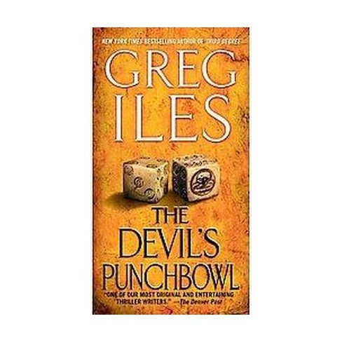 The Devil's Punchbowl (Paperback) by Greg Iles - image 1 of 1
