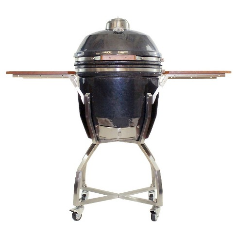 Hanover Charcoal Grill - Gunmetal - image 1 of 10