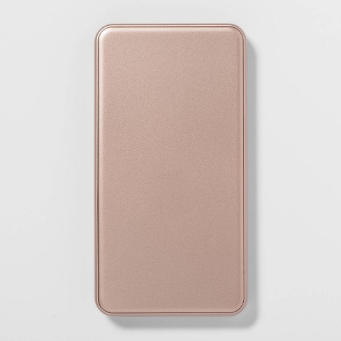 heyday™ 10,000mAh Slim Power Bank - Gold - image 1 of 2