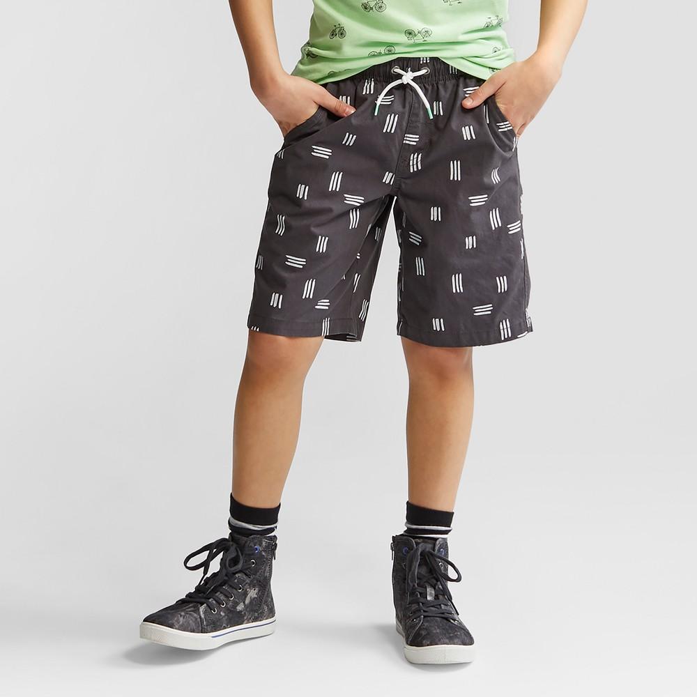 Boys' Pull-on Shorts - Cat & Jack Gray XL