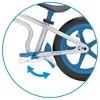 "Chillafish Fixie 12"" Kids' Balance Bike - image 4 of 4"