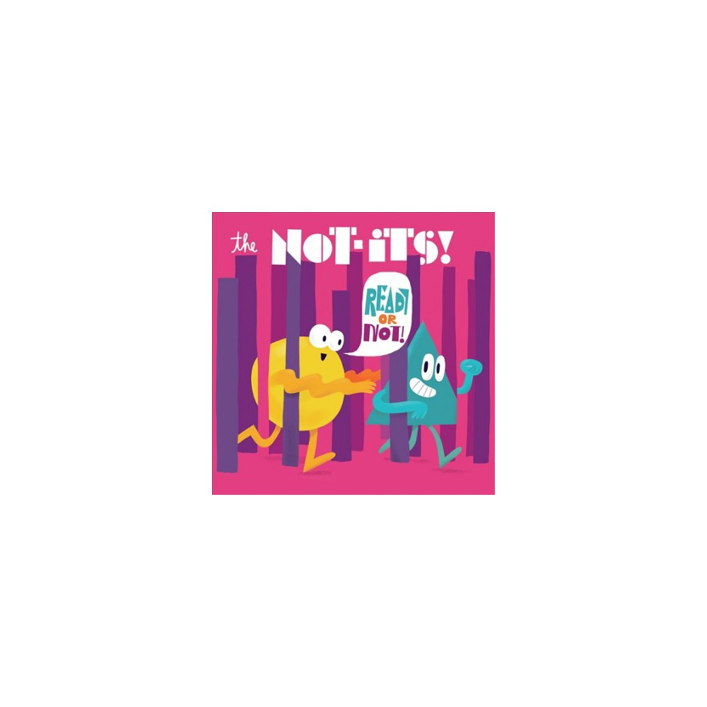 Not-its! - Ready Or Not (CD)