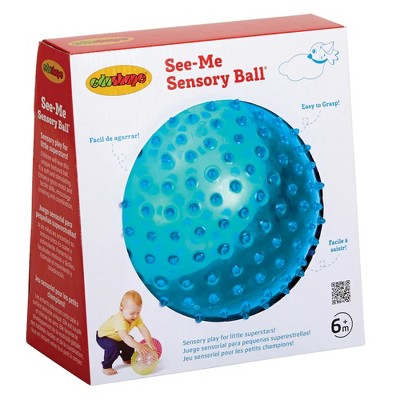 """Edushape Sensory See-Me Ball, 7"""""""