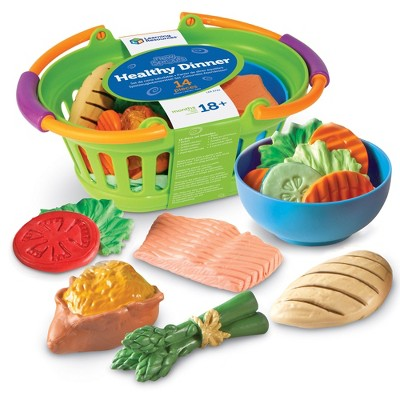 Learning Resources New Sprouts, Healthy Dinner, Ages 18 mos+