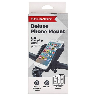 Schwinn Smartphone Bike Mount - Black