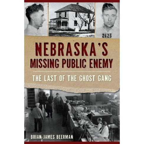 Nebraska's Missing Public Enemy - by  Brian James Beerman (Paperback) - image 1 of 1