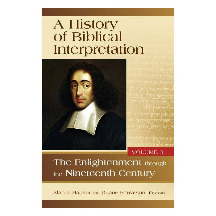 A History of Biblical Interpretation, Volume 3 - (Hardcover) - image 1 of 1