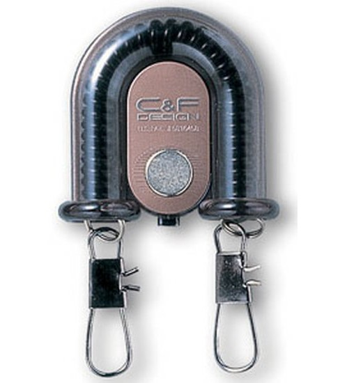 C&F Design 2-IN-1 Fly Fishing Retractor - image 1 of 3