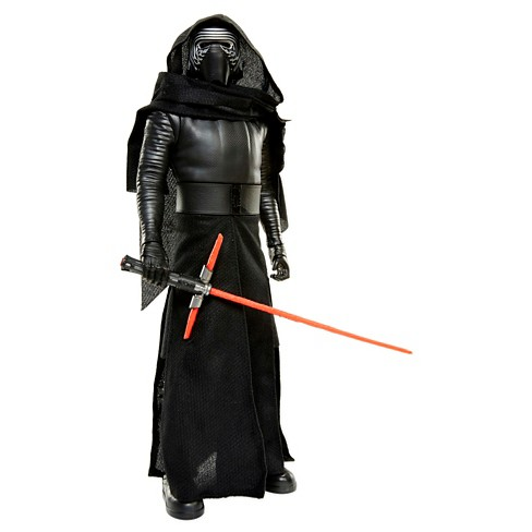 "Star Wars Classic  Kylo Ren Action Figure 18"" - image 1 of 8"