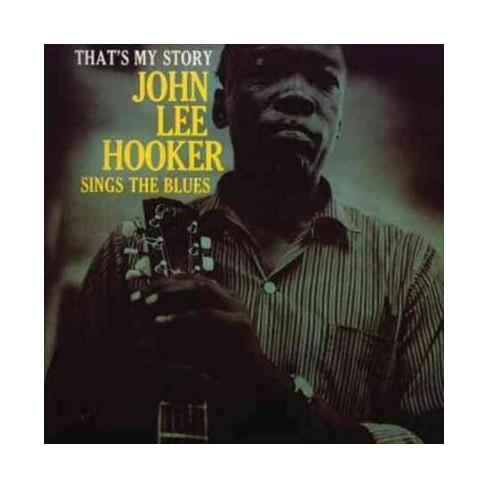 John Lee Hooker - That's My Story (Vinyl) - image 1 of 1