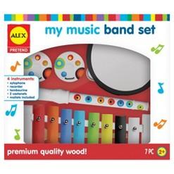 ALEX Toys Pretend My Music Band Set