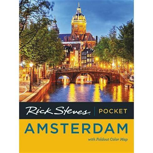 Rick Steves Pocket Amsterdam - 2 Edition by  Rick Steves & Gene Openshaw (Paperback) - image 1 of 1