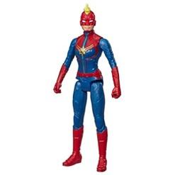 Marvel Avengers Titan Hero Series Blast Gear Captain Marvel Action Figure