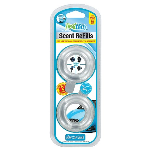 FreshTech New Car Scent Refill - 2 Pack - image 1 of 1
