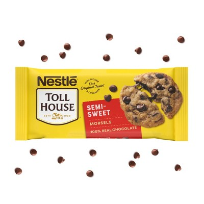 Nestle Toll House Semi-Sweet Chocolate Morsels - 12oz