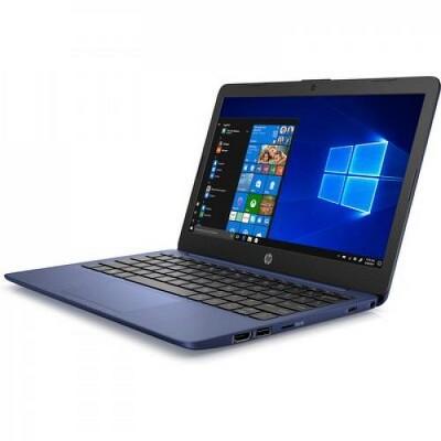 "HP Stream 11 Series 11.6"" Laptop Intel Celeron N4020 4GB RAM 32GB eMMC Royal Blue - Windows 10 in S Mode - Intel UHD Graphics 600"