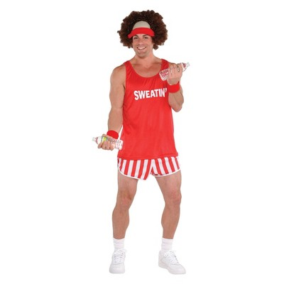 Adult Exercise Maniac Halloween Costume One Size