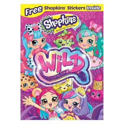 Shopkins: Wild (DVD)