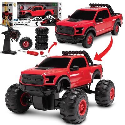Sharper Image RC Building Car Set 2 in1 Ford Raptor